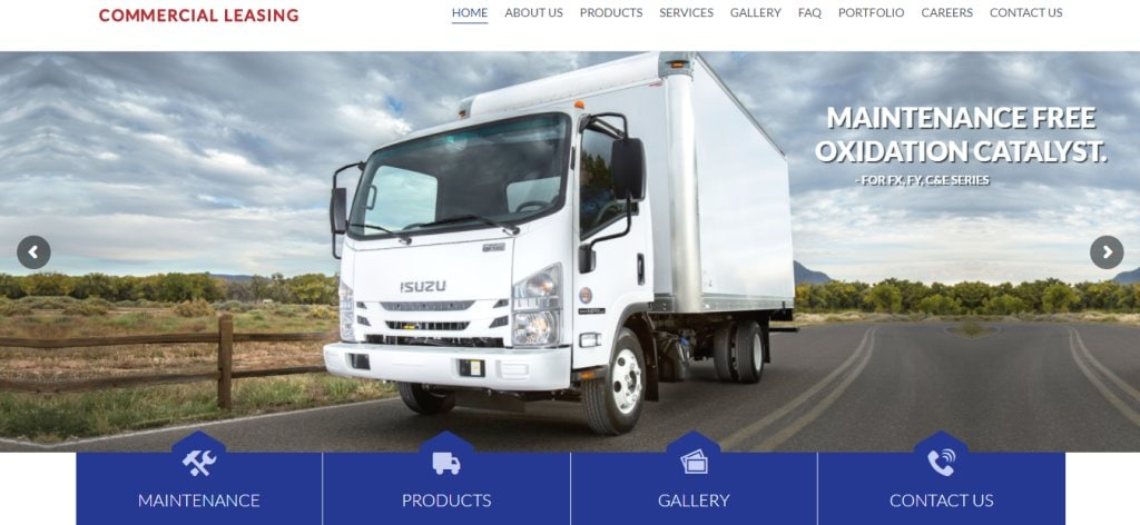 Legend Leasing Top Truck Rental Companies in Singapore