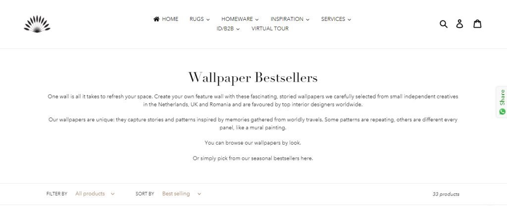 Living DNA Top Wallpaper Stores in Singapore