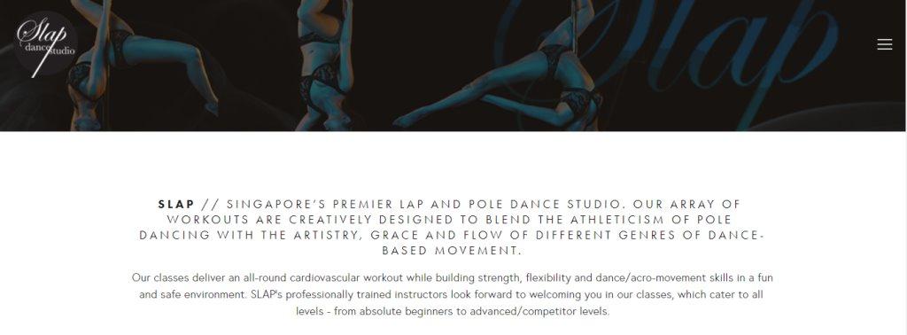 Slap Dance Studio Top Adult Dance Classes in Singapore