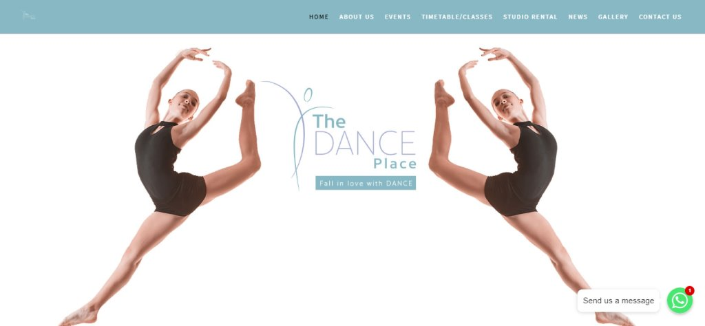 The Dance Place Top Kids Dance Class in Singapore