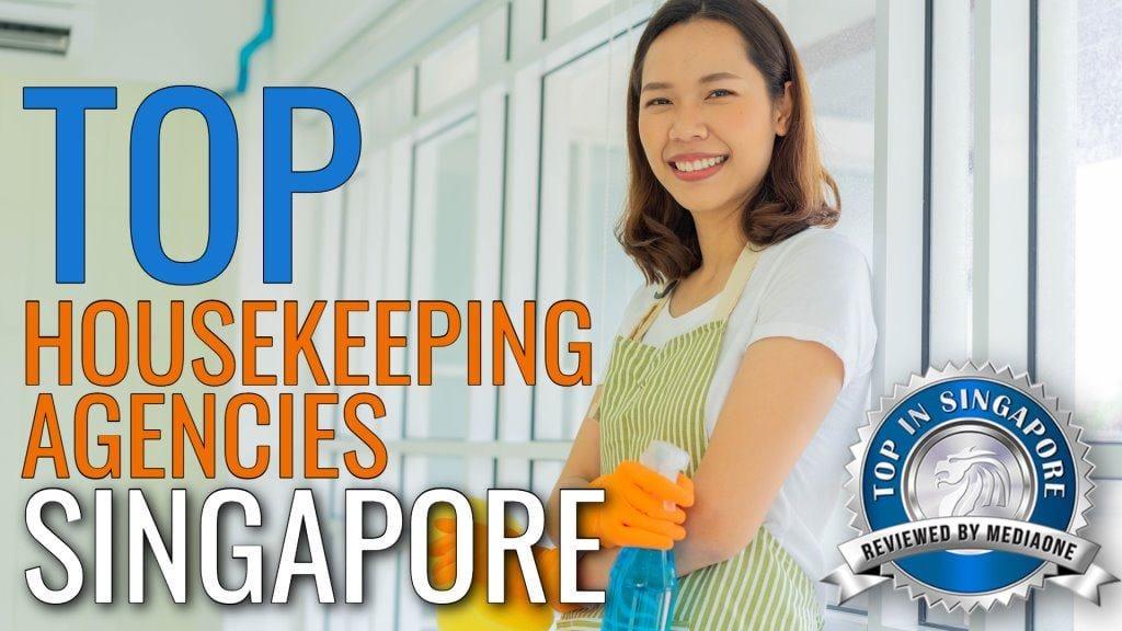 Top Housekeeping Agencies in Singapore 1