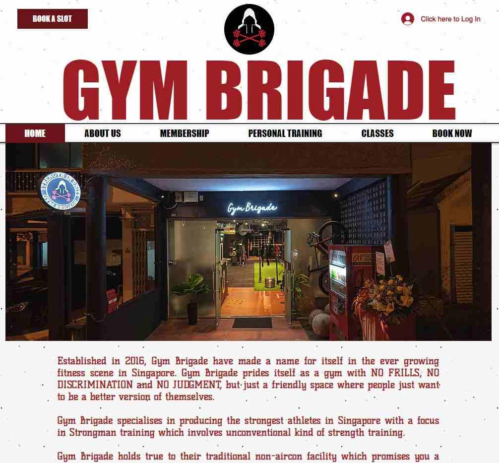 gym brigade Top Strength Training Gyms in Singapore