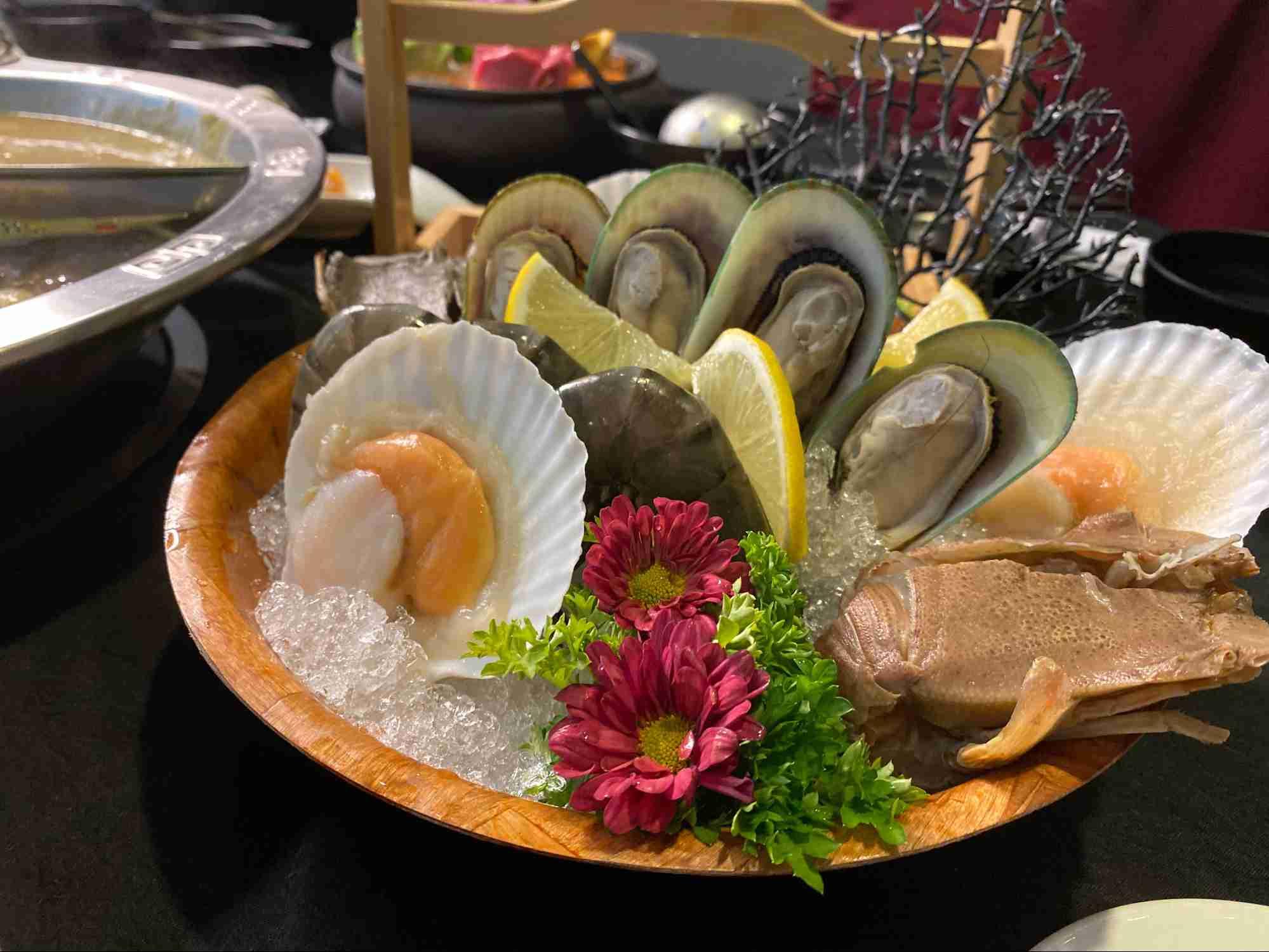 Yanxi Palace Steamboat Restaurant SG 11