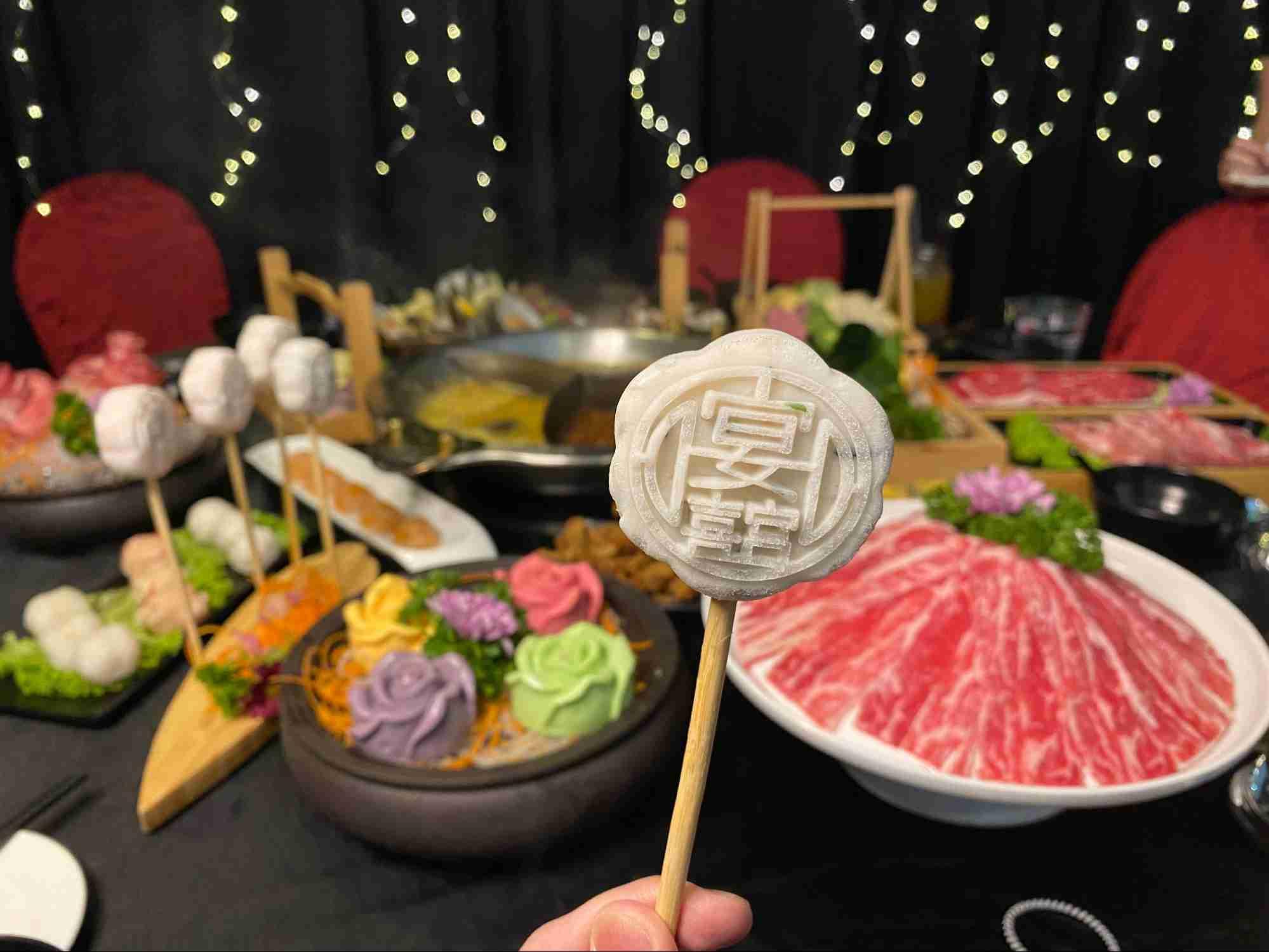 Yanxi Palace Steamboat Restaurant SG 12