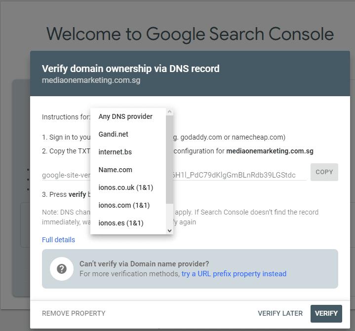 Google Search Console image3