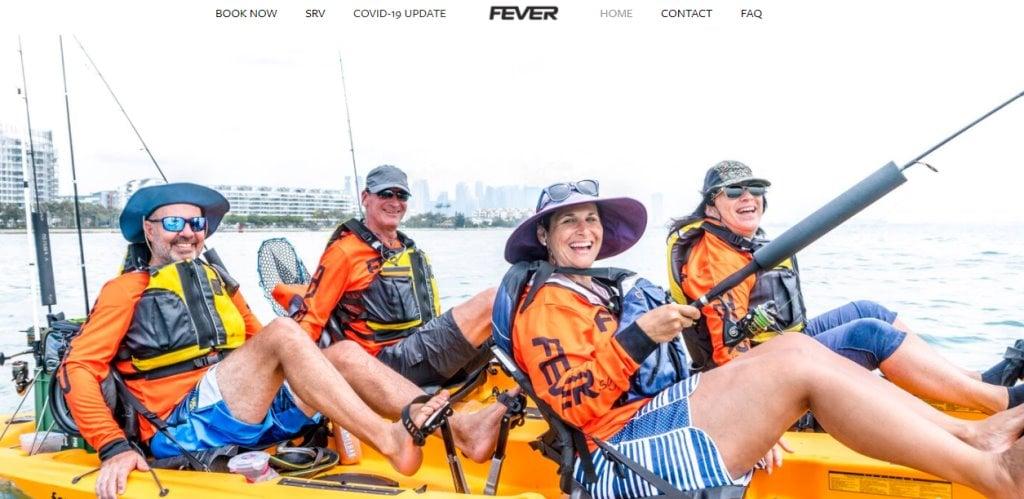 Fever Top Canoeing Activities in Singapore