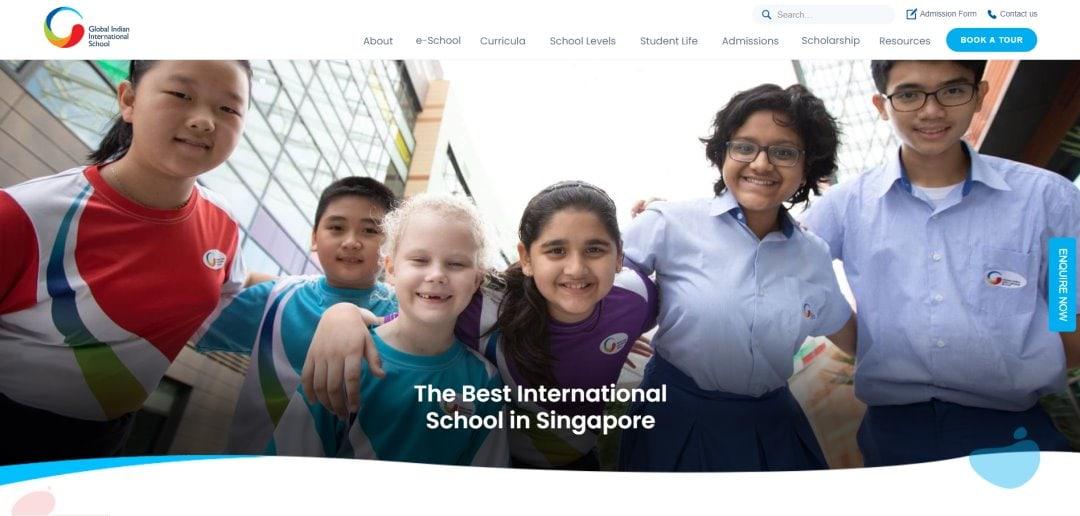 Global Indian School Top International Schools in Singapore
