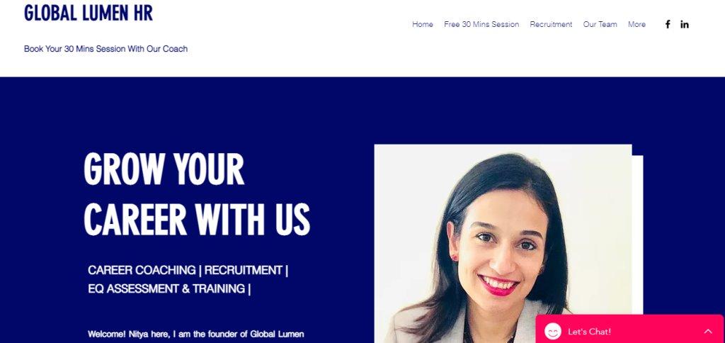 Global Lumen HR Top Career Counselling Agencies in Singapore