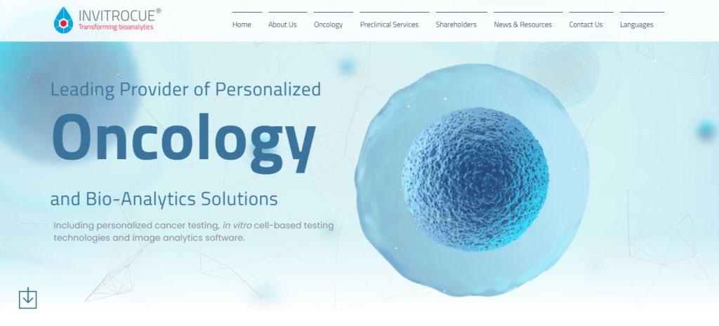 Invitrocue Top Biomedical Engineering Service Providers in Singapore