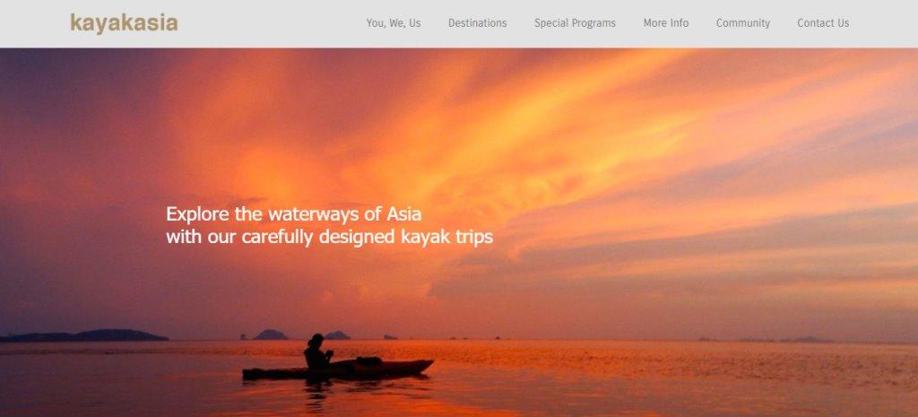 Kayakasia Top Canoeing Activities in Singapore