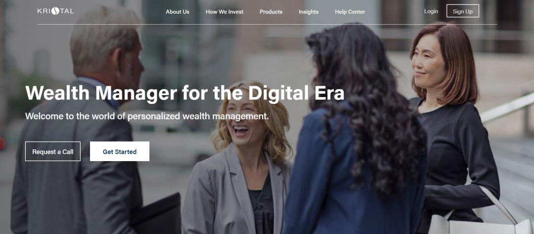 Kristal.AI Top Robo-Advisory Platforms in Singapore