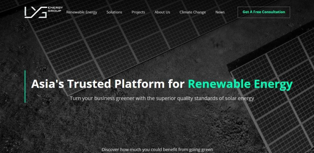 Lysenergy Top Renewable Energy Service Providers in Singapore