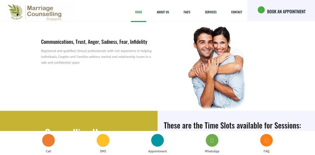 Marriage Counselling Top Marriage Counselling Services in Singapore