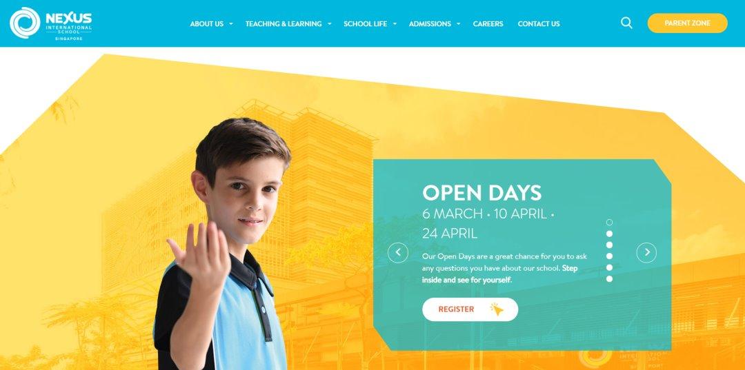 NEXUS Top International Schools in Singapore