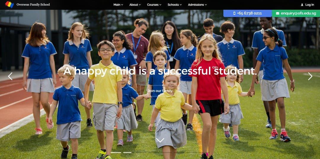 OFS Top International Schools in Singapore