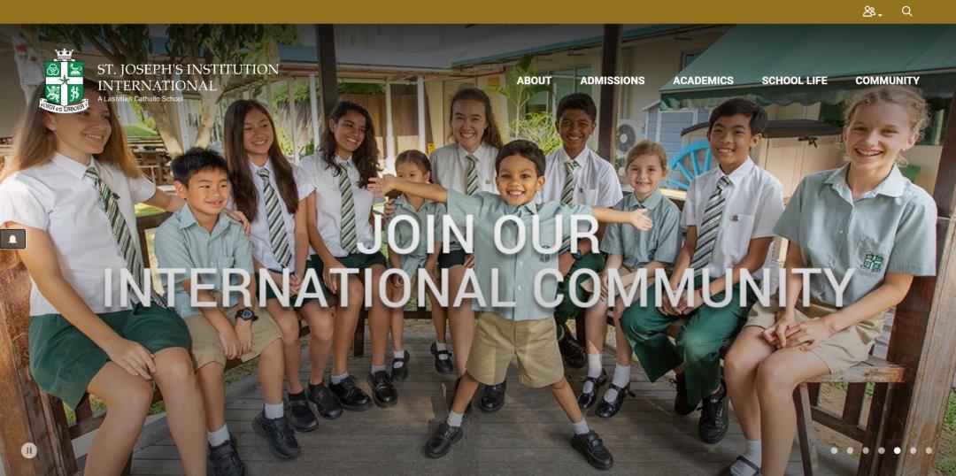 SJI- International Top International Schools in Singapore