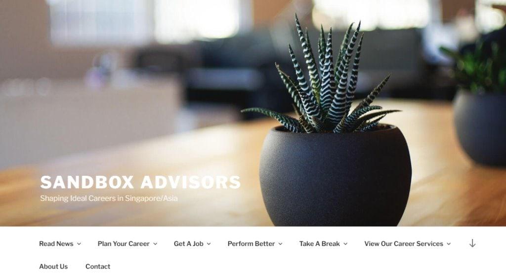 Sandbox Advisors Top Career Counselling Agencies in Singapore