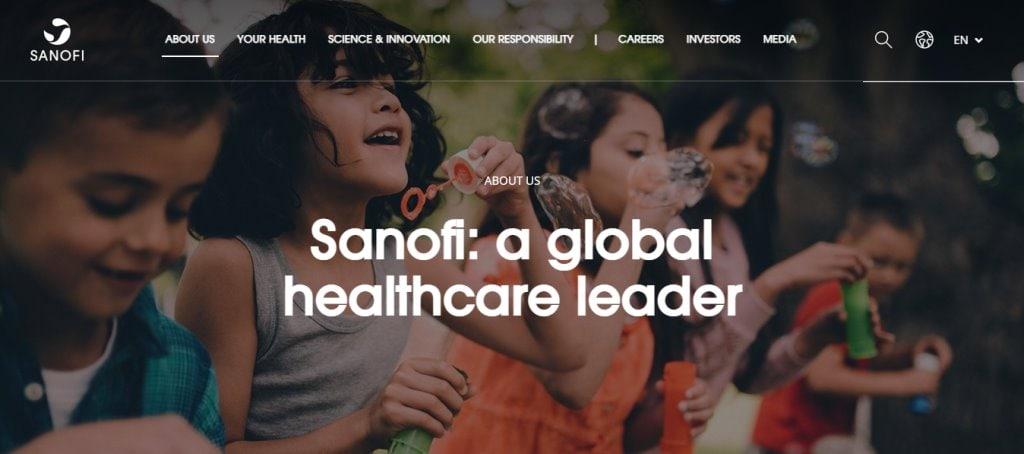Sanofi Top Biotechnology Companies in Singapore