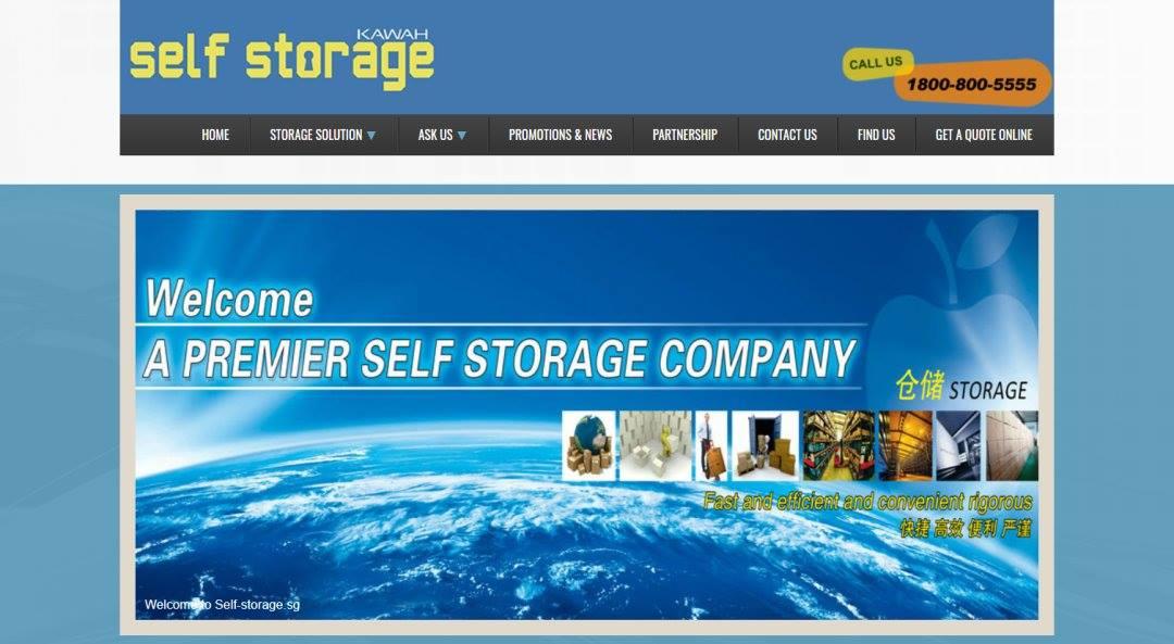 Self Storage Top Storage Space Rental in Singapore