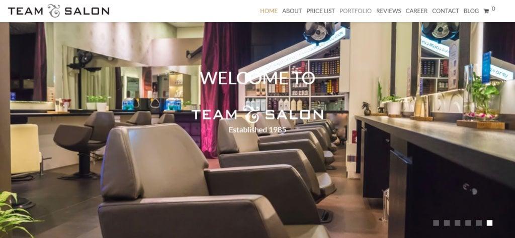 Team Salon Top Soft Rebonding Salons in Singapore
