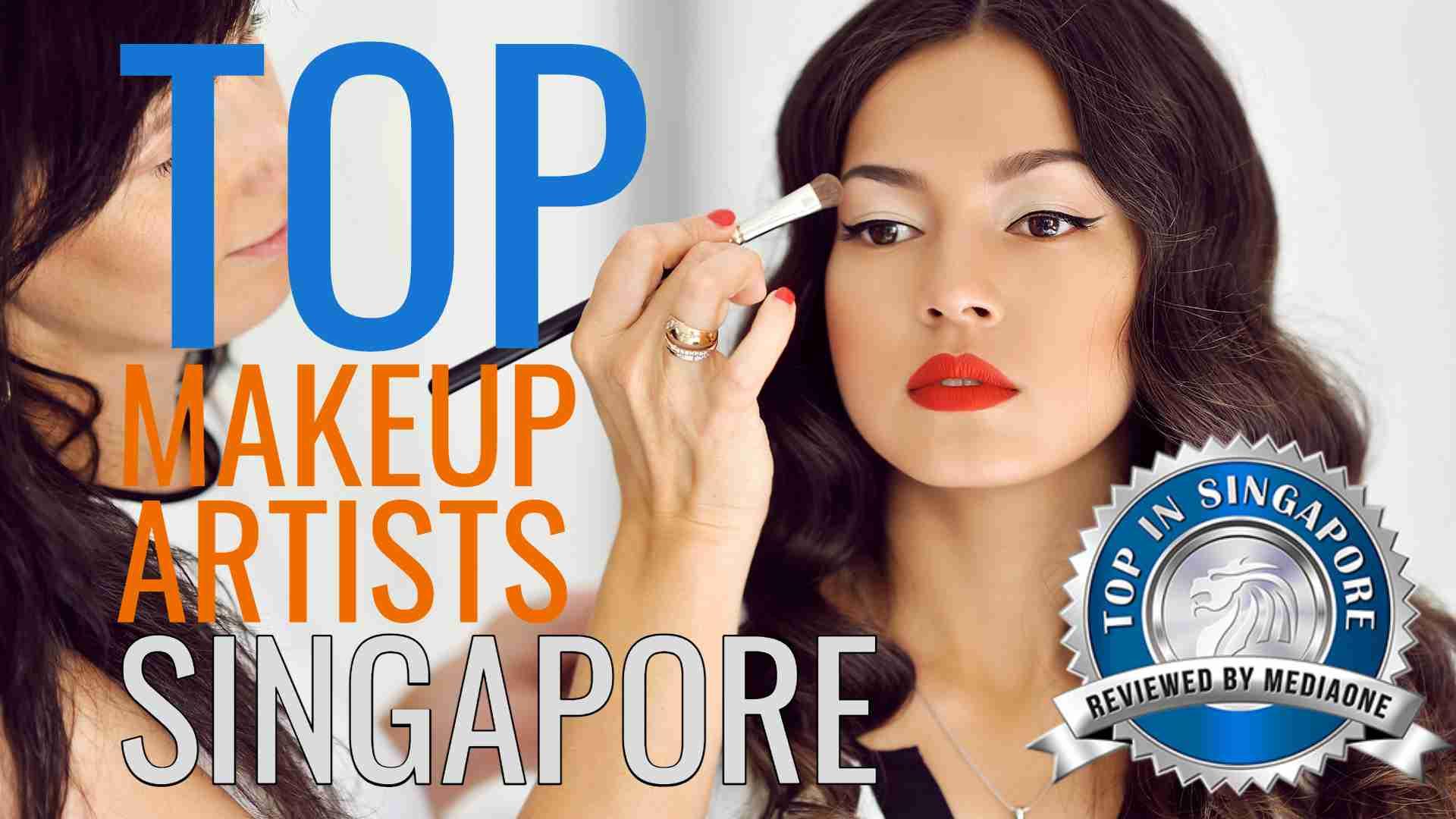 Top Makeup Artists in Singapore