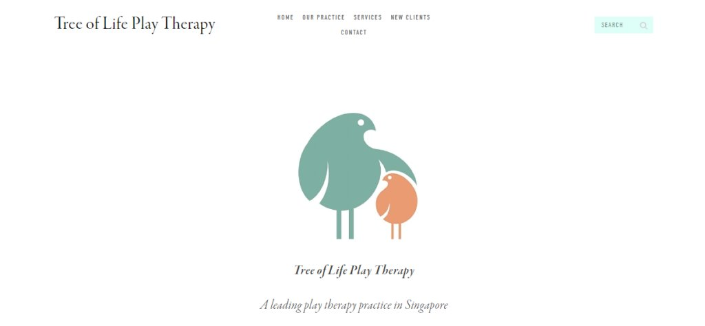 Tree of Life Top Play Therapy Services in Singapore