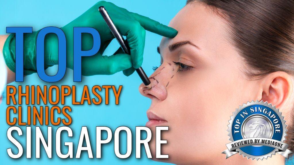 Top Rhinoplasty Clinics in Singapore 2
