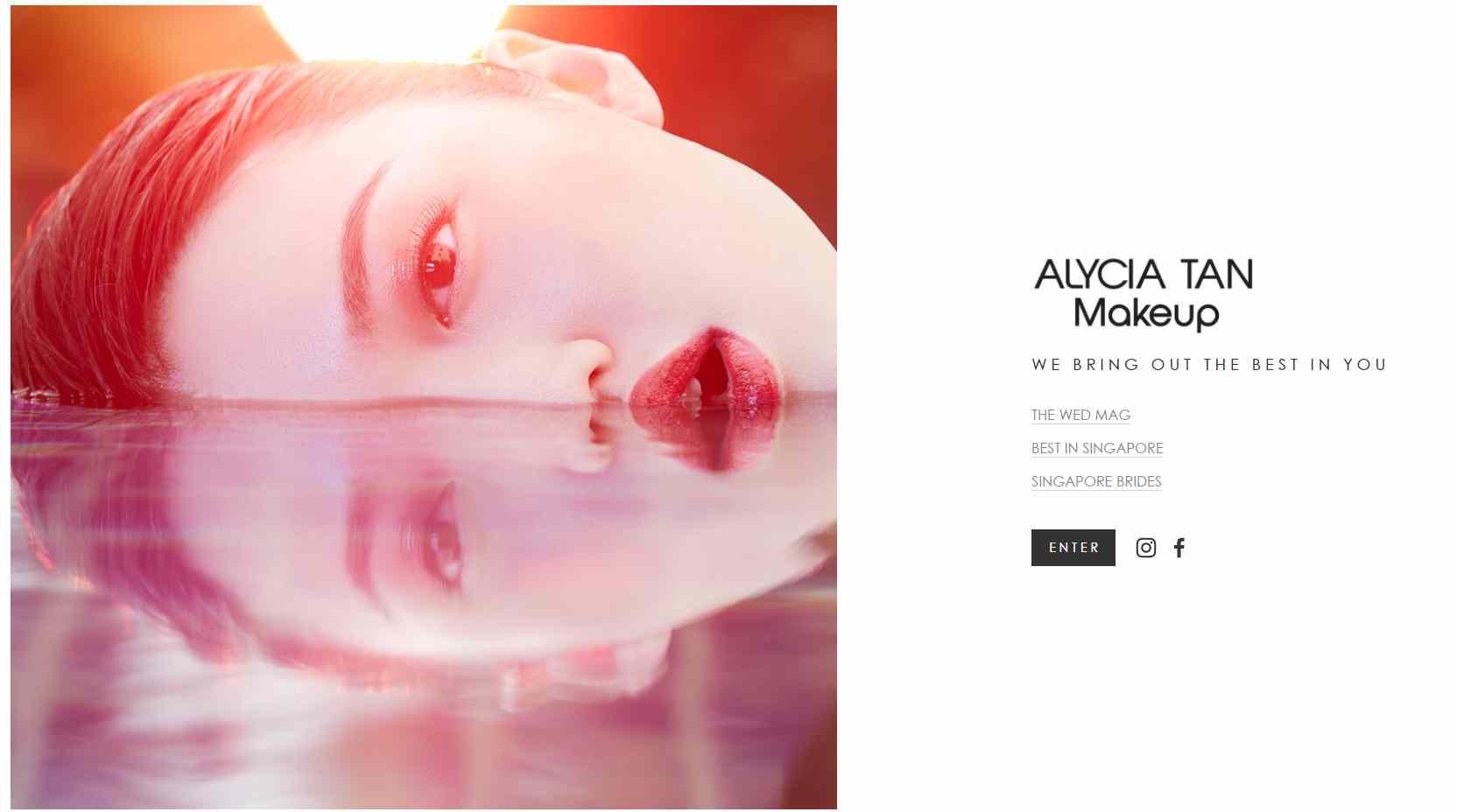 alycia tan makeup Top Makeup Artists in Singapore