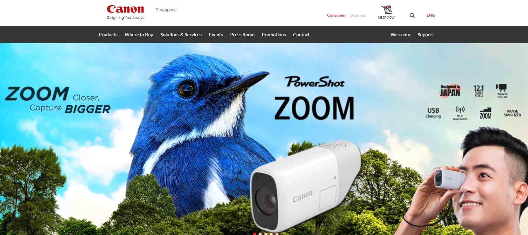 canon Top Digitalization Service Providers in Singapore