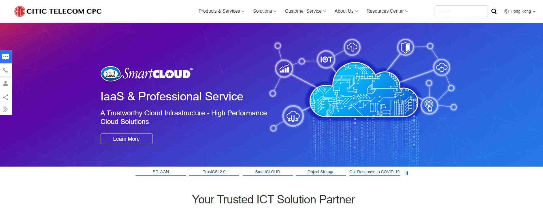 citic tel Top Digitalization Service Providers in Singapore