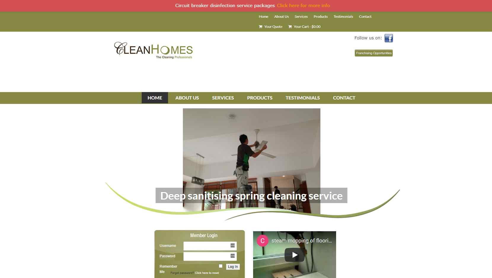 clean homes Top Curtain Cleaning Services in Singapore