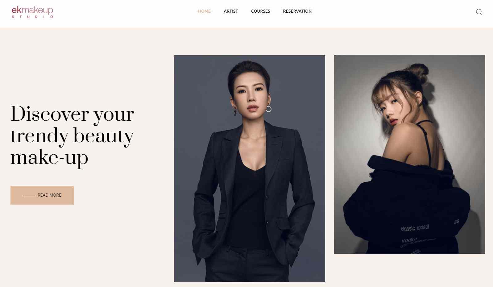 ek makeup studio Top Makeup Artists in Singapore