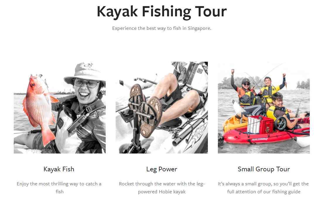 fever Top Kayaking Activities in Singapore