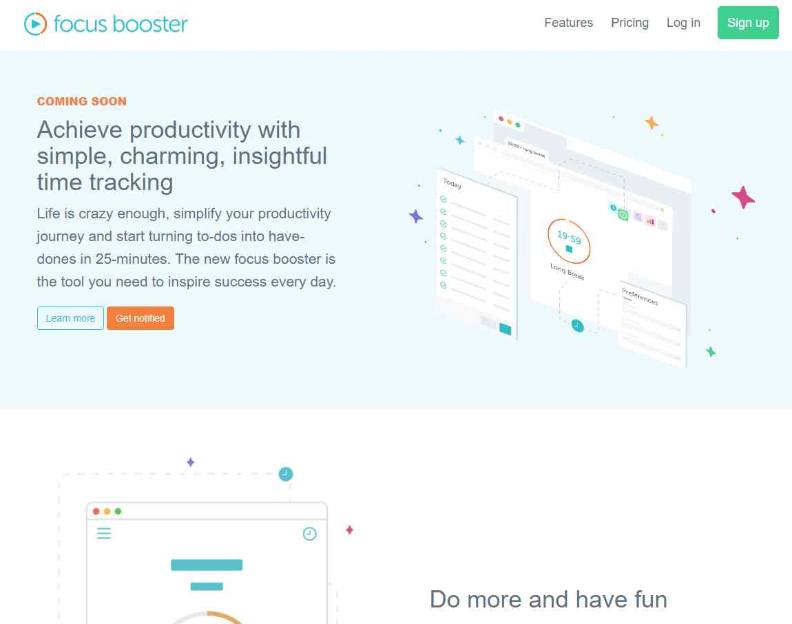 focus booster The Top 27 Productivity Tools For Small Businesses