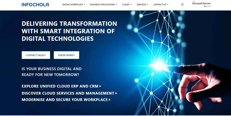infochola Top Digitalization Service Providers in Singapore