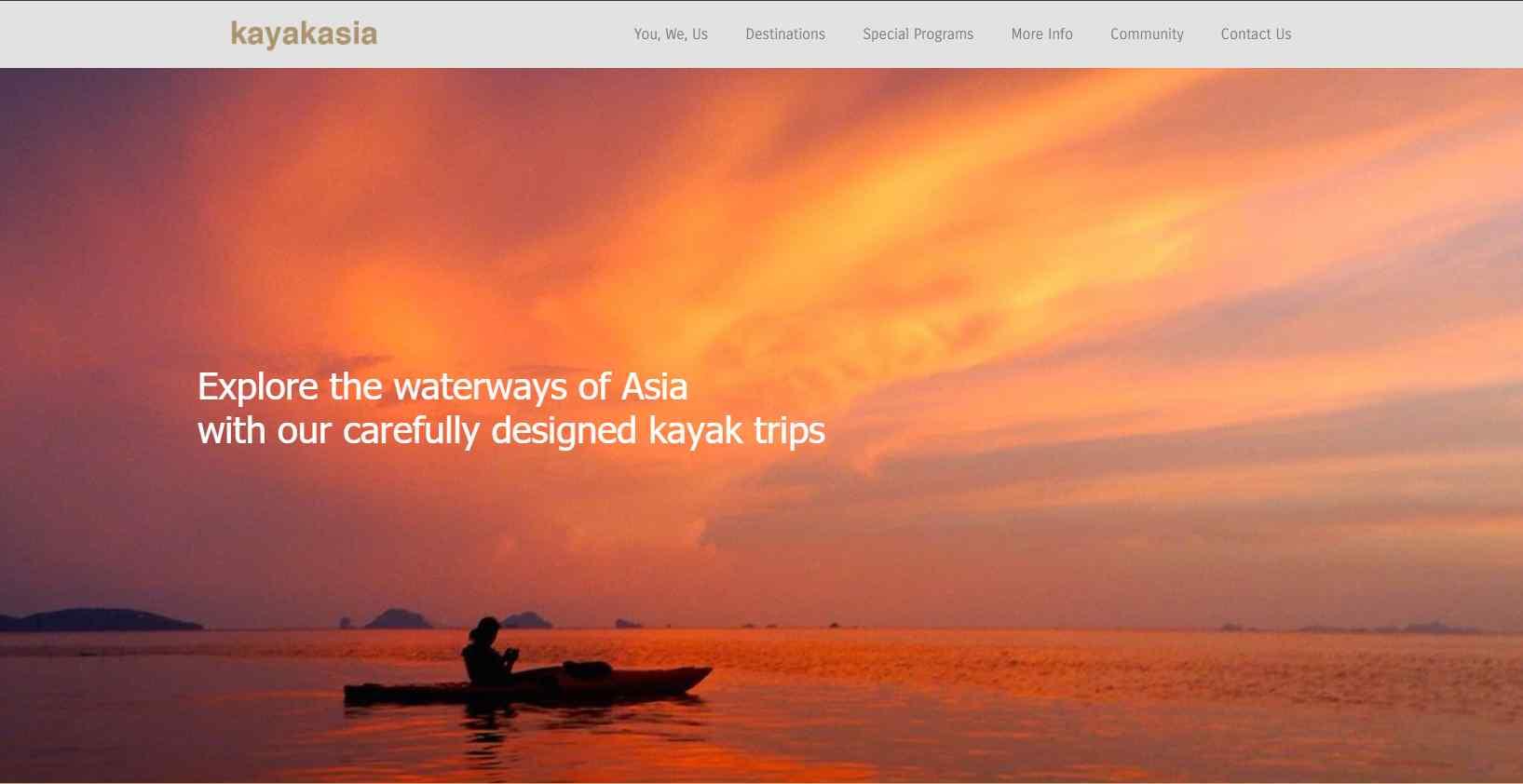 kayak asia Top Kayaking Activities in Singapore