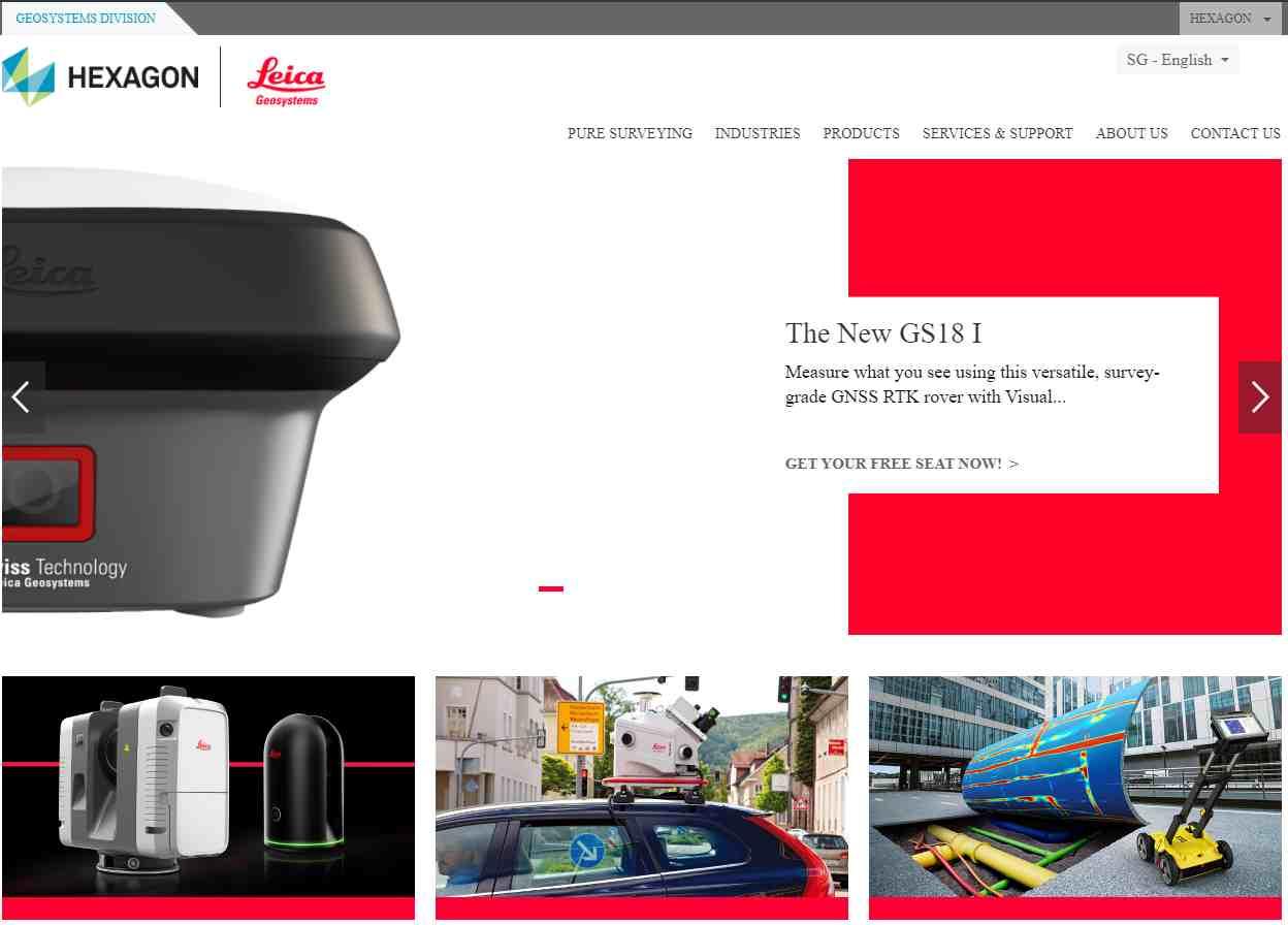 leica Top Digitalization Service Providers in Singapore