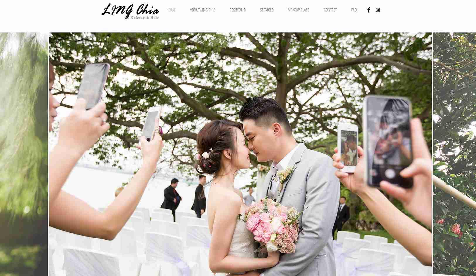 ling chia makeup Top Makeup Artists in Singapore
