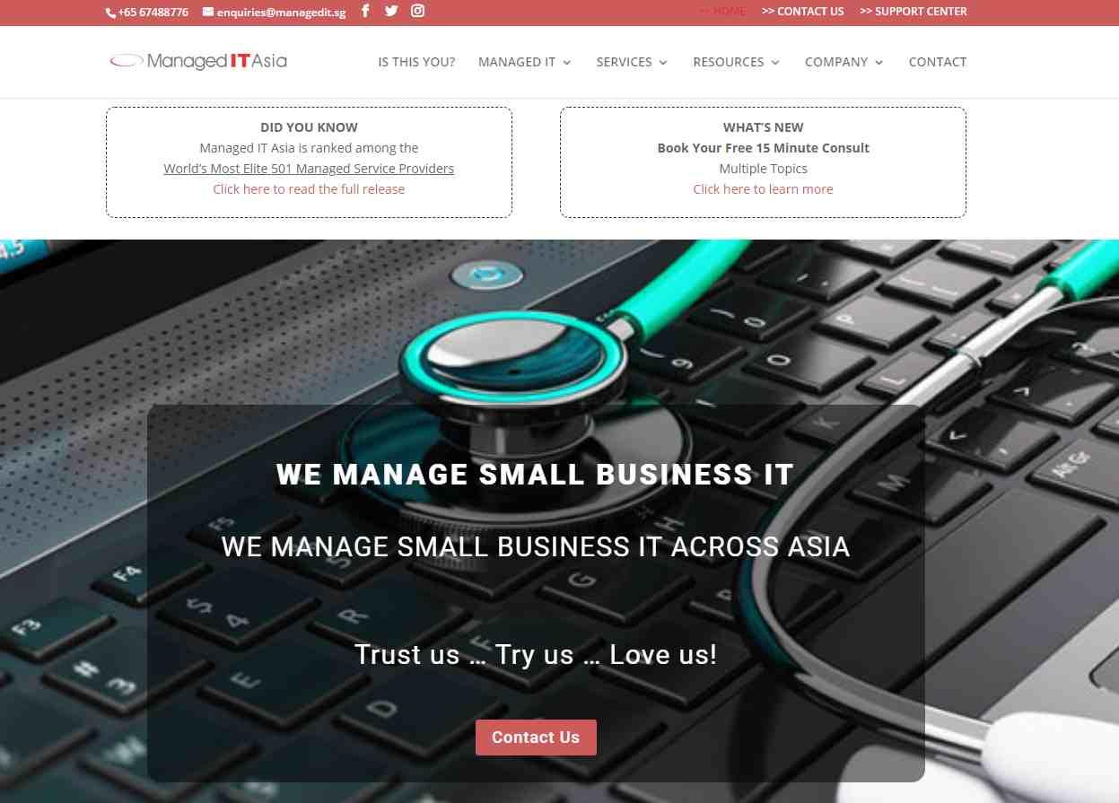 manag edit Top Digitalization Service Providers in Singapore
