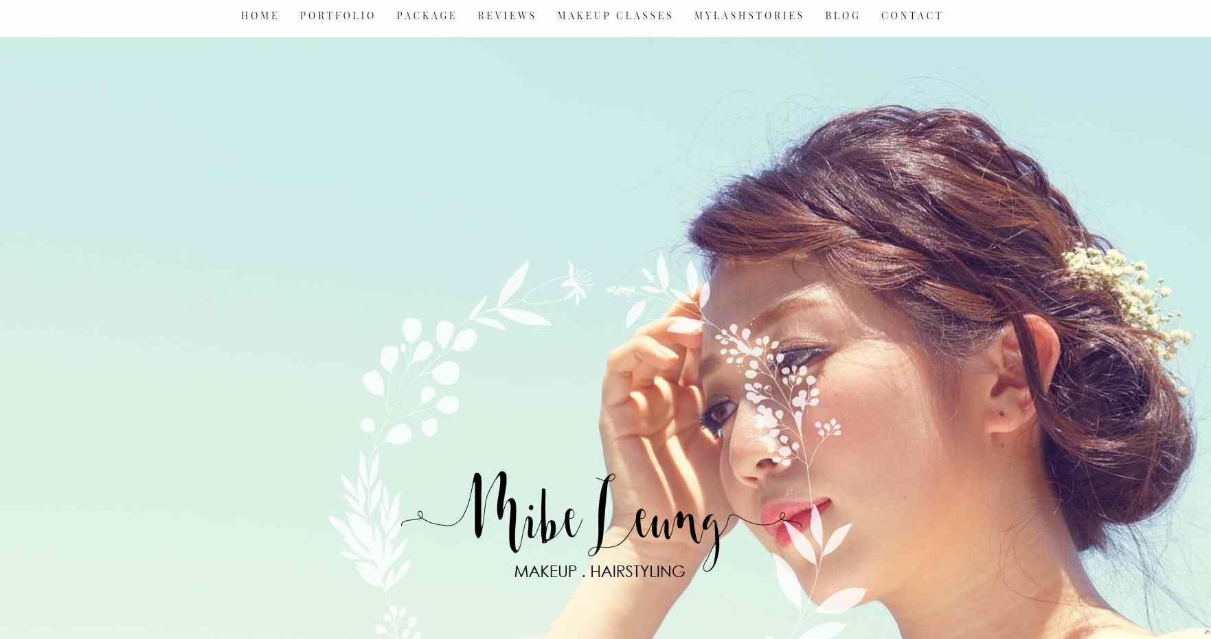 mibelueng Top Makeup Artists in Singapore