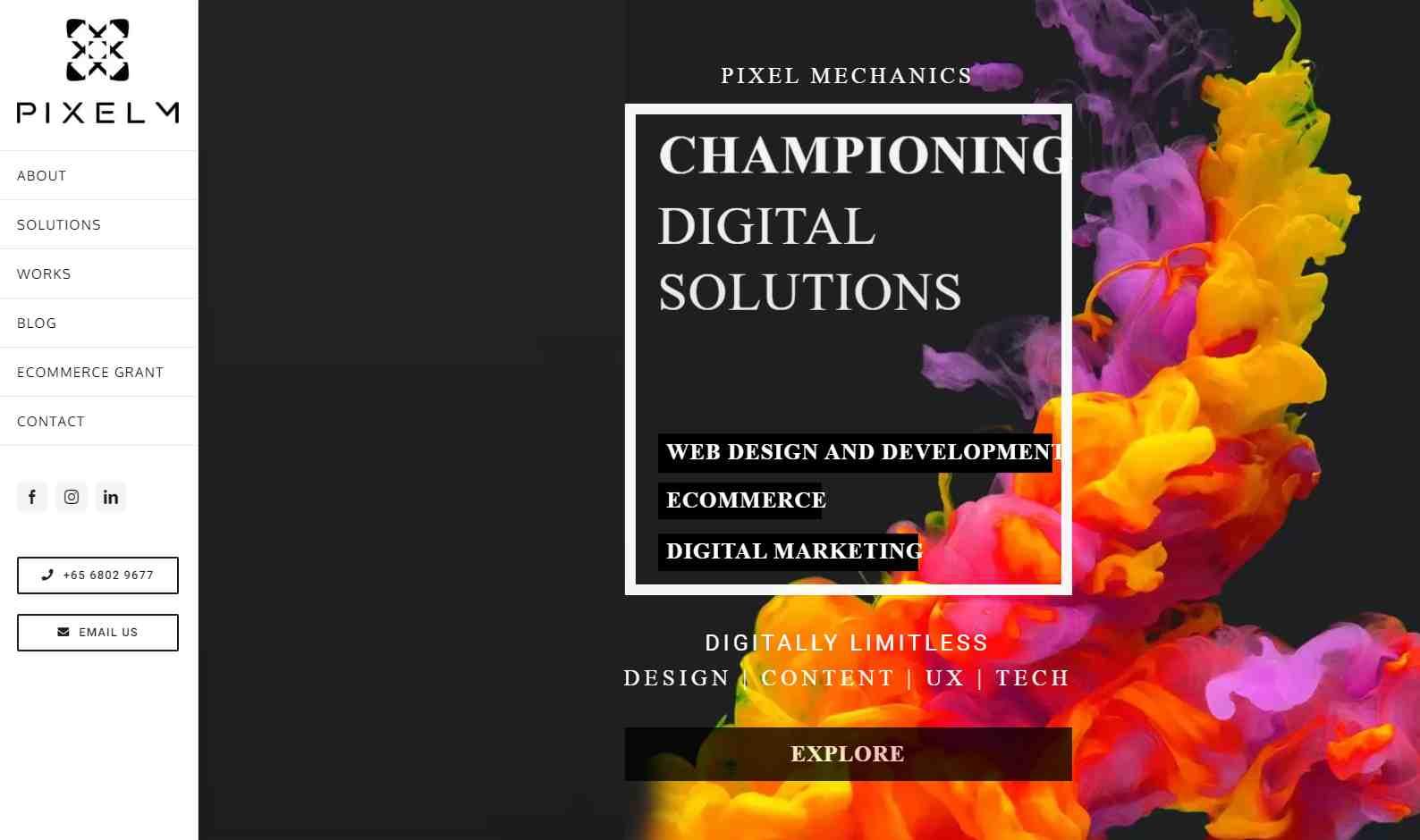 pixel M Top Digitalization Service Providers in Singapore