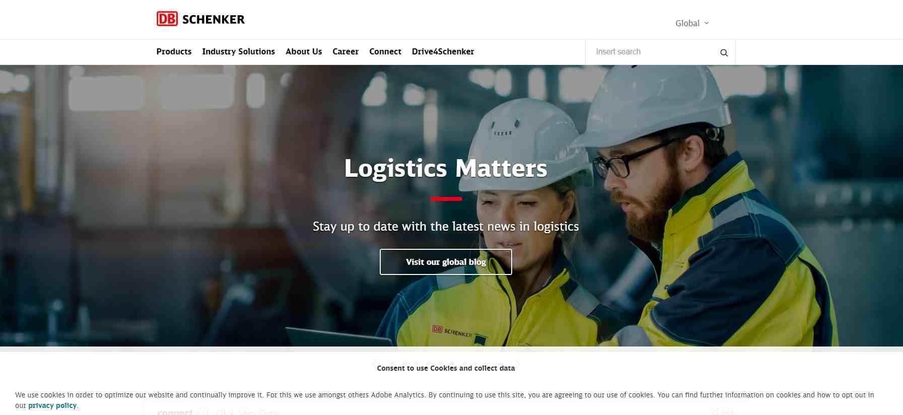 schenker Top Digitalization Service Providers in Singapore