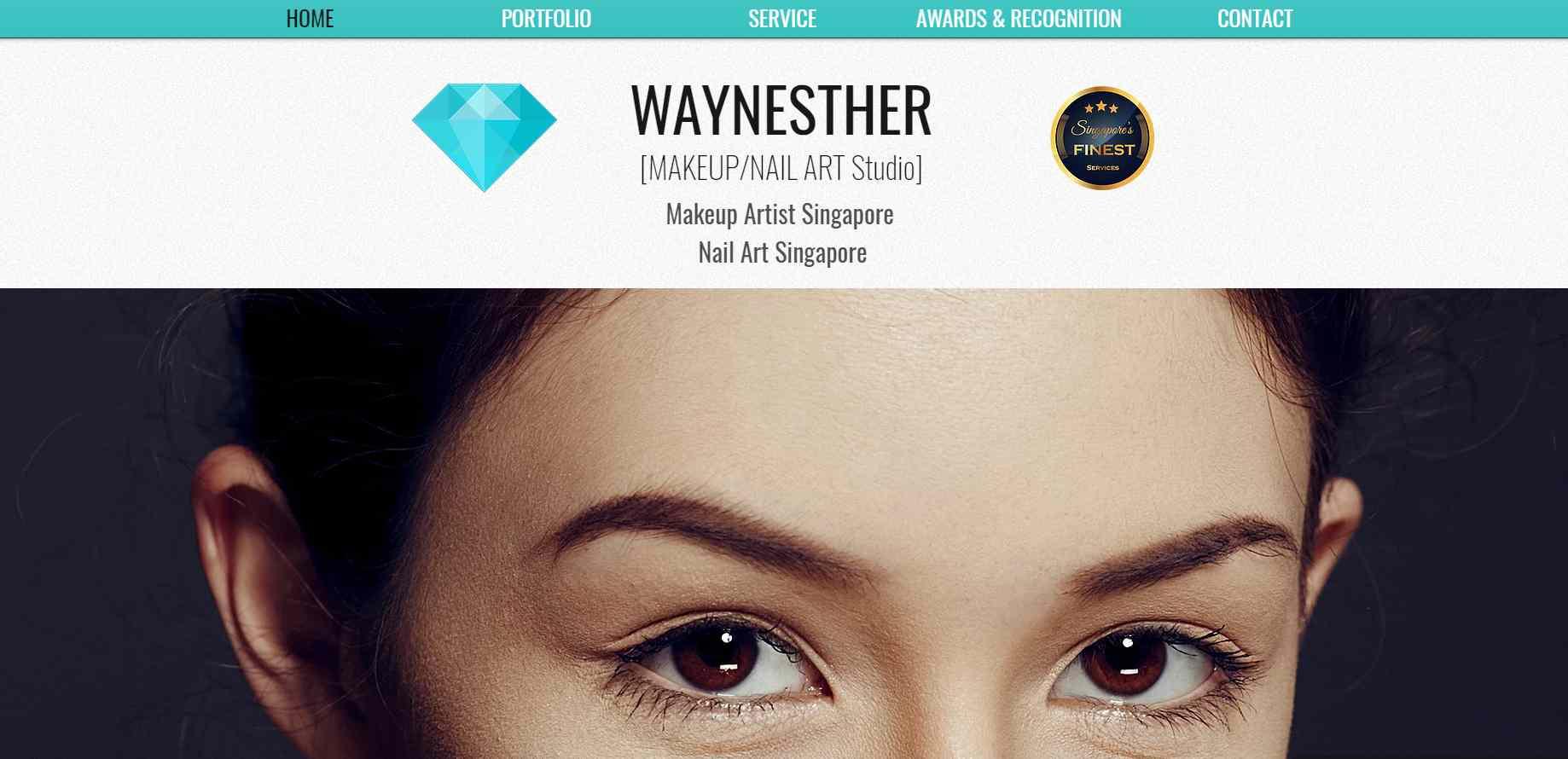 waynsther Top Makeup Artists in Singapore