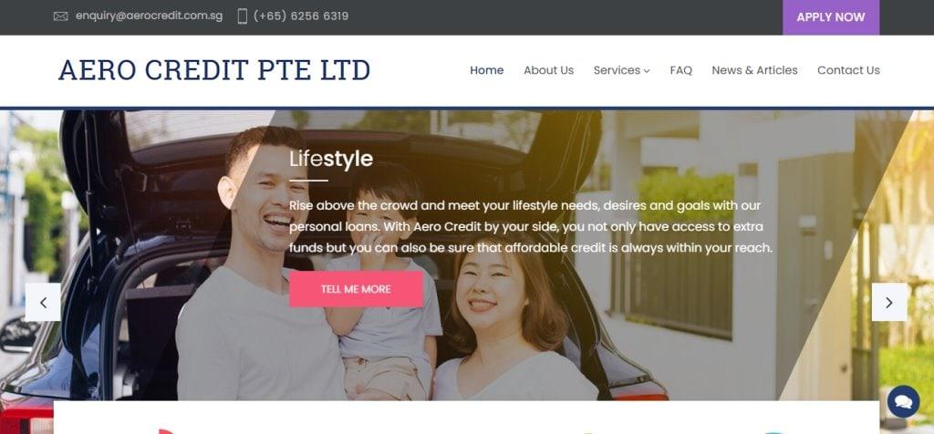 Aero Credit Top Wedding Loan Providers in Singapore