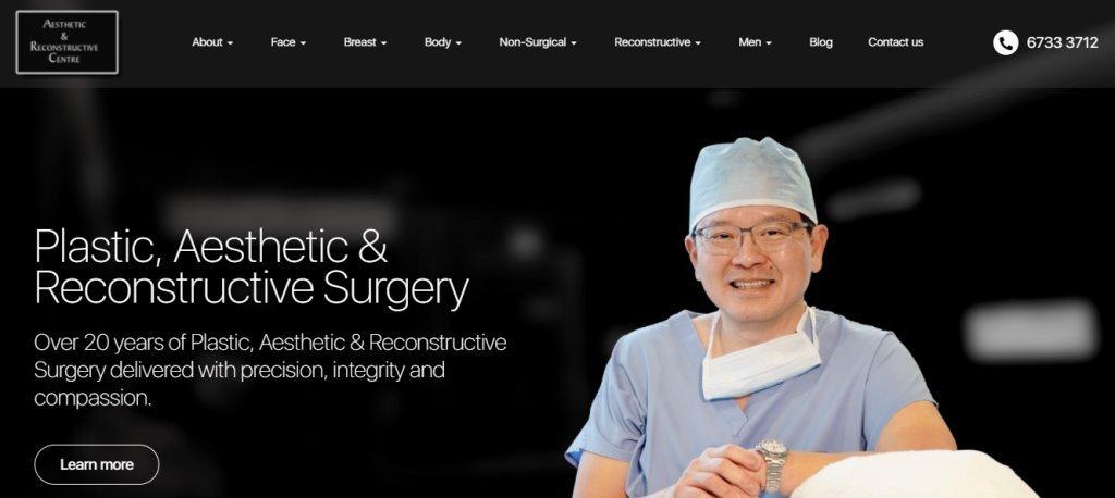 Andrew Khoo Top Otoplasty Clinics in Singapore
