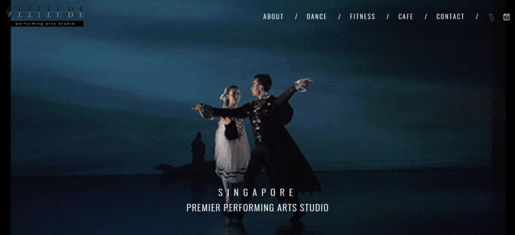 Attitude Top Samba Dance Studios in Singapore