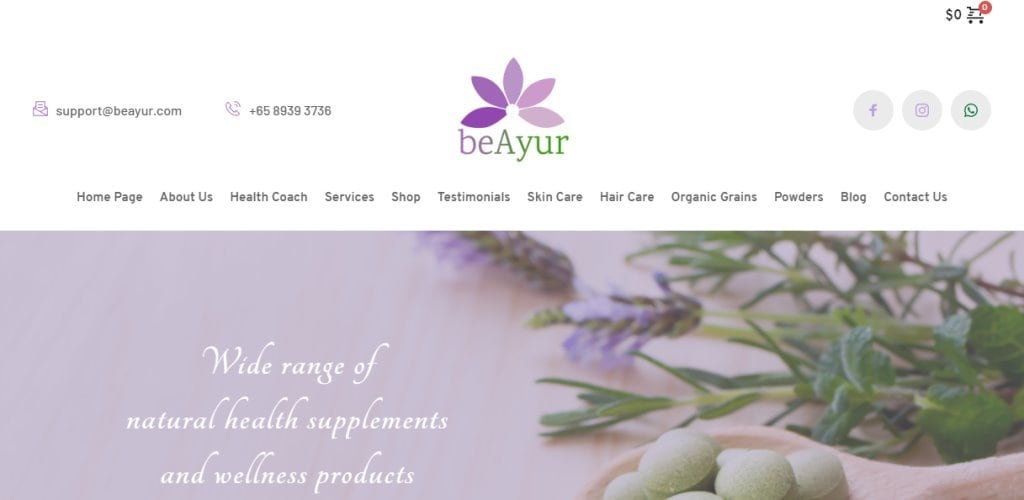 Beayur Top Detox Service Providers in Singapore