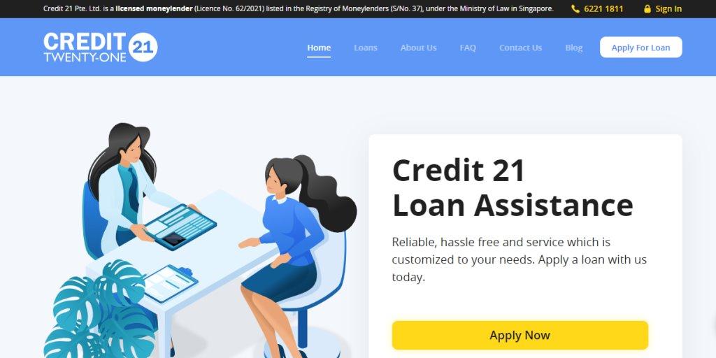 Credit21 Top Wedding Loan Providers in Singapore
