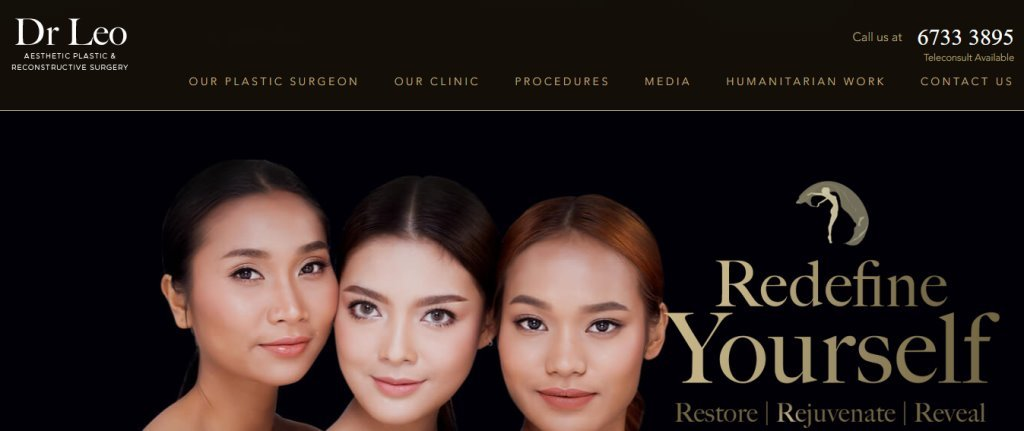 Dr Leo Top Otoplasty Clinics in Singapore
