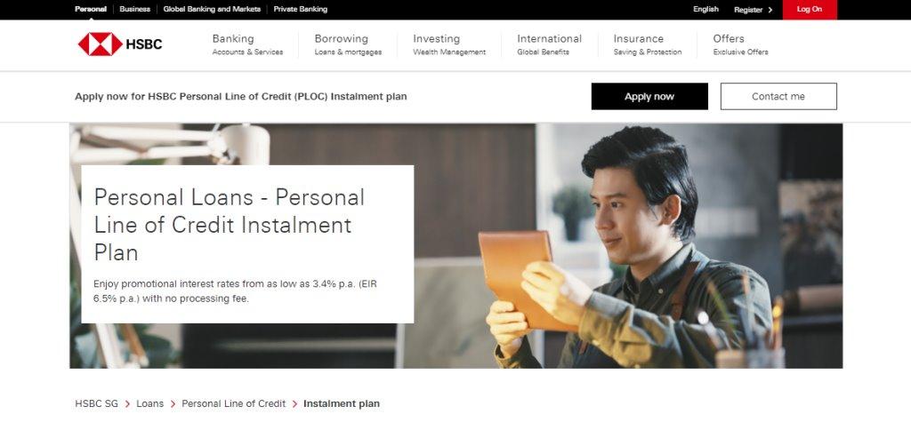 HSBC Top Wedding Loan Providers in Singapore